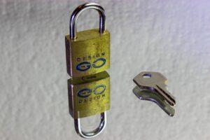 padlock, key, lock