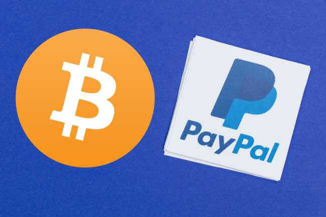 Buying Crypto with Paypal