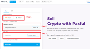 Buy Cryptocurrency with Paypal - Easy steps