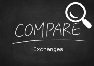 Search & Compare Crypto exchanges